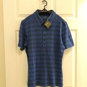 nau 1/2 button down shirt - NWOT